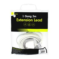 1 Way 5M Extension Lead - 5A