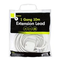 1 Way 10M Extension Lead - 5A