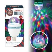 3w Disco Light Bulb