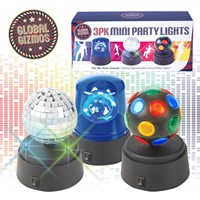 3pk Mini Light Set