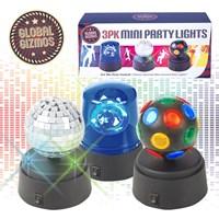 3pk Mini Light Set