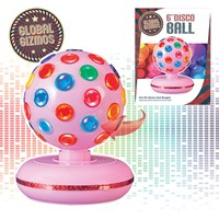"6"" Disco Ball - Pink"