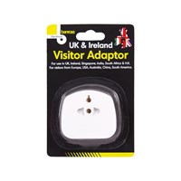 Visitor Adaptor Plug UK & Ireland
