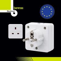 European Travel Adaptor