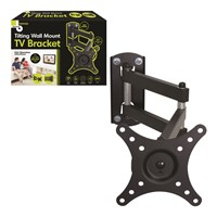 "TV Bracket Hold 10""-23"" TV Screens"
