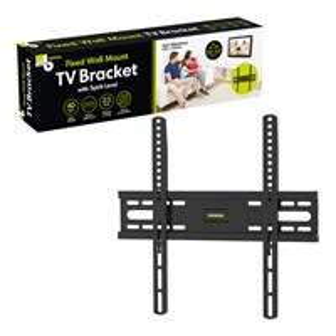 "Fixed TV Bracket Hold 23""-55"" TV Screens"