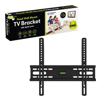 "Fixed TV Bracket Hold 17""-42"" TV Screens"