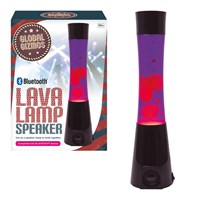 Bluetooth Speaker Lava Lamp