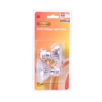 2pc GU10 50w Bulb