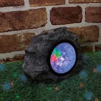Solar Disco Rock Light