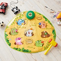 Whack-A-Moley Playmat