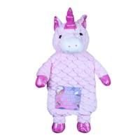 Unicorn Plush Hot Water Bottle