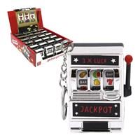 Slot Machine Keyring