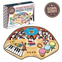 Penguin Orchestra Playmat