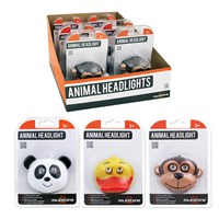2 LED Animal Head Torch-3 Designs