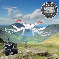 2.4Ghz Drone - 50x50x12cm