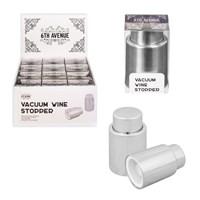 Vacuum Wine Stopper - Steel