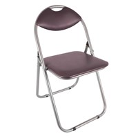Paris Fold-up Chair Brown