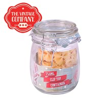 750ml Glass Airtight Container