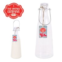 1Ltr Airtight Vintage Milk Bottle