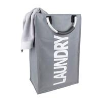 Single Laundry Bag - Grey