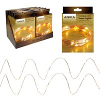 20 LED Copper Wire String Light