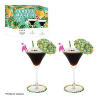 Martini Cocktail Gift Set