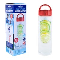Fruit Infuser Water Bottle-Red