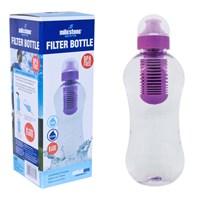 Filter Water Bottle-Purple