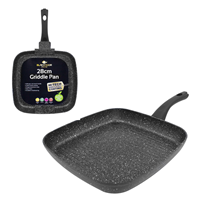 28cm Blackmoor Home Griddle Pan
