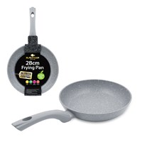 Blackmoor Home 28cm Frying Pan - Grey