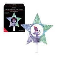 Battery Operated Animated Colour Changing Star