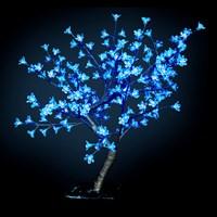 70CM Blossom Tree/ 144 LED Blue