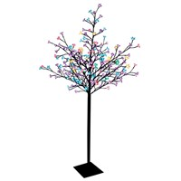 1.8m Blossom Tree -350 LED Multi Coloured