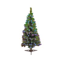 120cm/4ft Green Fibre Xmas Tree