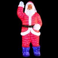 120cm Acrylic Santa