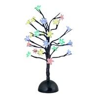 40CM 24 LED B/O Blossom Tree - Multi Coloured