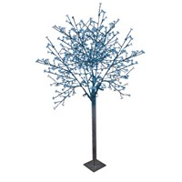 2.5m Blossom Tree-500 LED Blue&White