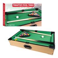 Table Top Pool Table - 32x51x9cm