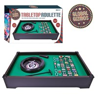 Table Top Roulette Set Game
