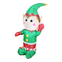 4FT Inflatable Elf