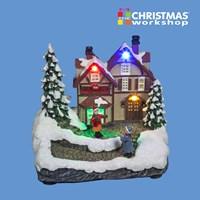 LED Xmas Gift Shop