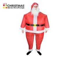 Inflatable Adult Santa Costume