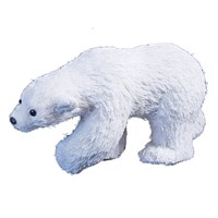 18CM Frosted Polar Bear