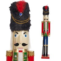 1M Wooden Nutcracker