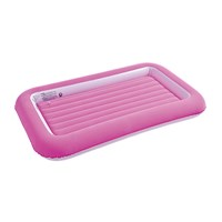Flocked Kids Airbed - Pink
