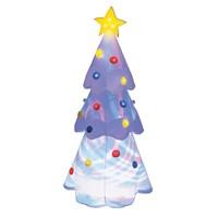 6FT Inflatable LED Flash Tree