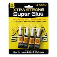 4pc Super Glue