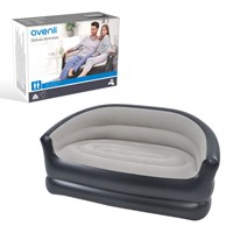 Avenli Deluxe Double Inflatable Armchair
