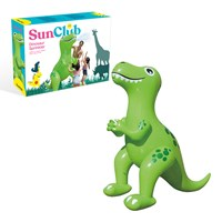 Sun Club Inflatable Water Sprayer Dinosaur